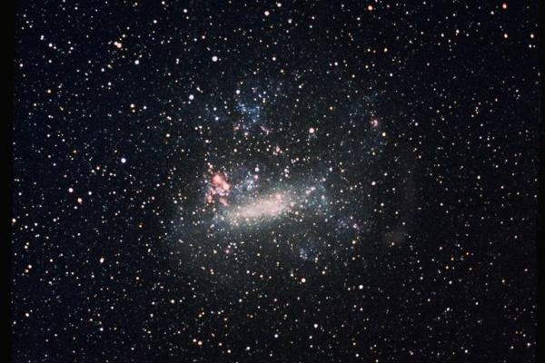 La Grande Nube di Magellano - Credits: NASA