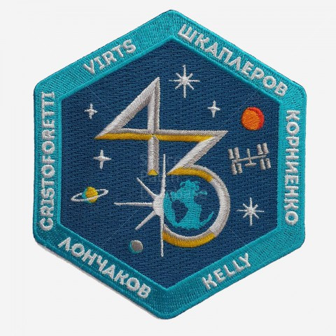 Logo Expedition 43
