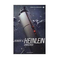 Copertina del libro Universo di Heinlein nella recente edizione della Mondadori