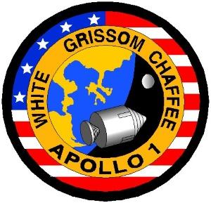 La peccina di Apollo 1 - Credits: NASA